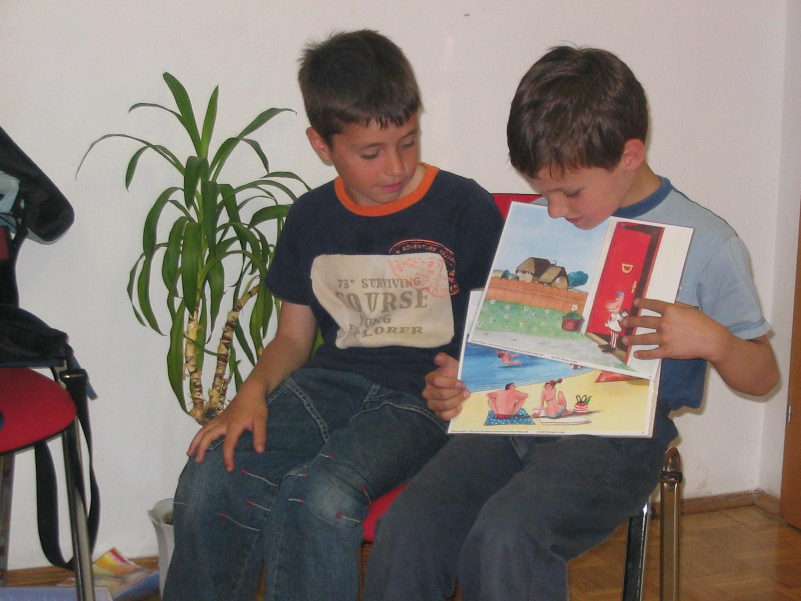 Tečaji tujih jezikov za otroke